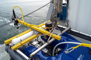 ROV Launching