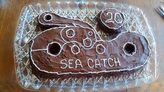 Sea Catch celebrates 20th anniversary!