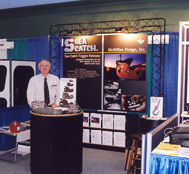 Fish Expo display