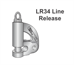 Sea Catch LR34 Line Release
